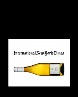 International New York Times – Skouras Peloponnese Moschofilero Salto