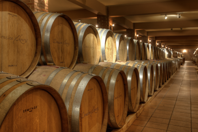 The Cellar of 1000 barrels