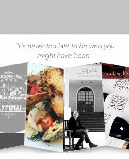 """Το Κυρίμαι φιλοξενεί το Κτήμα Σκούρα """"Ιστορίες οίνου & γεύσεων"""""""