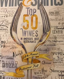 W&S Restaurant Top 50