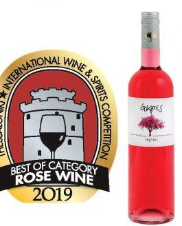 Καλύτερος ροζέ οίνος: Άκρες ροζέ 2018