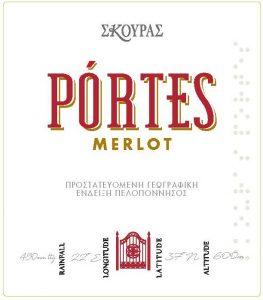 Portes Merlot