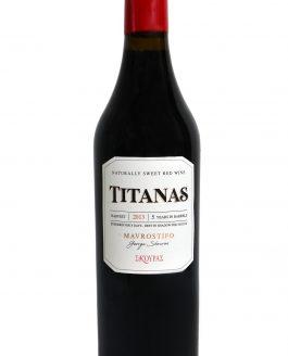 ΤΙΤΑΝΑΣ: Ένα νέο κρασί από το Κτήμα Σκούρα!